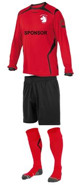 Picture of Shire Colts Official Home Kit - Plain Short