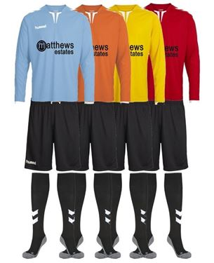Picture of RBA- Youth Long Sleeve Full Kit
