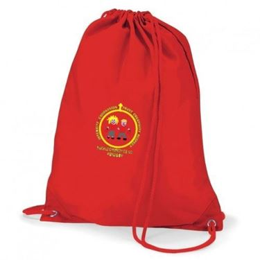 Picture of Pucklechurch-PE Drawstring Bag