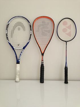 Picture of RACKET RE-STRING