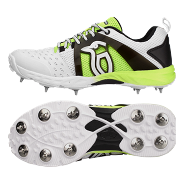 Picture of Kookaburra Yellow Spike shoe
