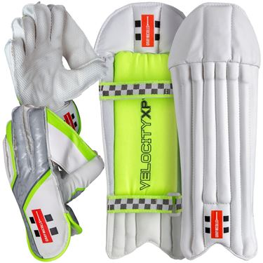 Picture of Gray Nicolls Velocity XP1  Wicket Keeping Starter Set