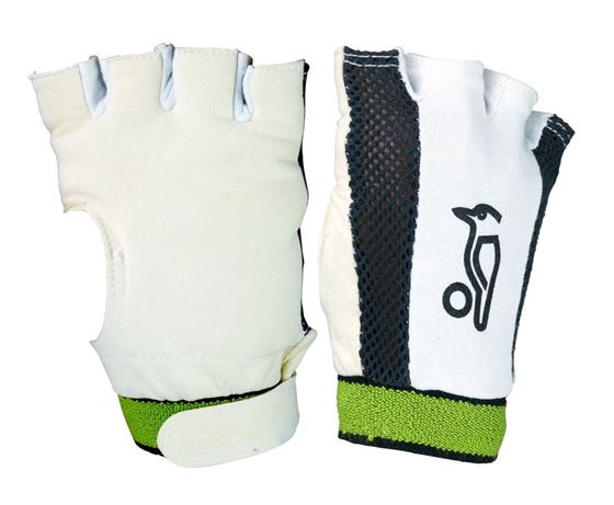 Picture of Kookaburra Padded Fingerless Inner Gloves