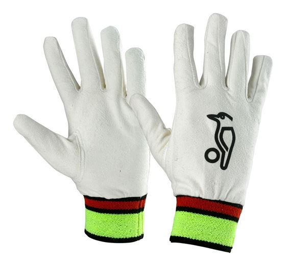 Picture of Kookaburra Full Chamois Inner Gloves