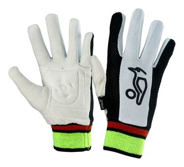 Picture of Kookaburra Padded Chamois Inner Gloves
