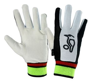Picture of Kookaburra Plain Chamois Inner Gloves