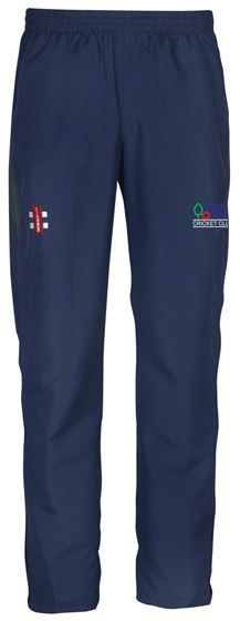 Picture of Bradley Stoke CC Track Trousers (Wide Leg)