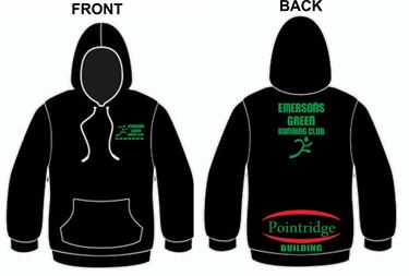 Picture of Emersons Green Running Club Hoodie
