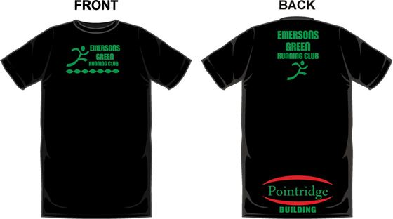 Picture of Emersons Green Running Club T-Shirt