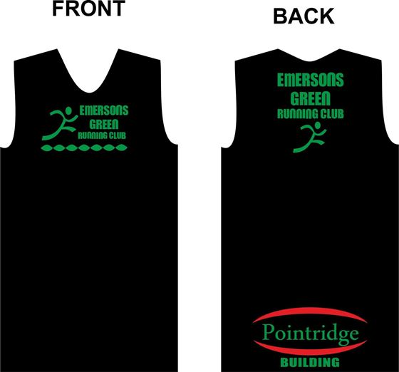 Picture of Emersons Green Running Club Vest