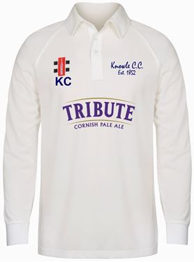 Picture of Knowle CC L/S Playing Shirt
