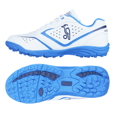 Picture of Kookaburra Protege Rubber shoe White/ Blue