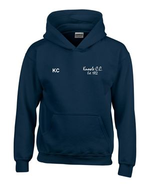 Picture of Knowle CC Junior Hooded Top