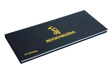 Picture of Kookaburra Cricket score book (Innings book)