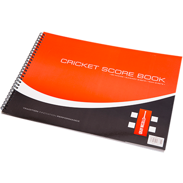 Picture of Gray Nicolls Cricket score book