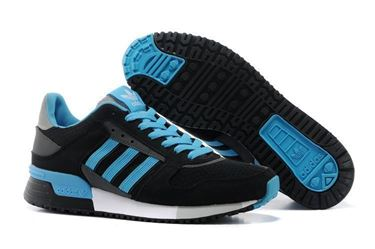 Picture of Adidas ZX 630 Original Black/ Sky/ Grey