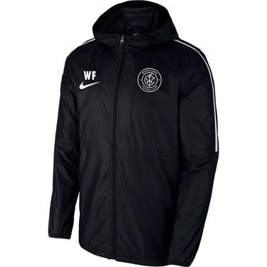 Picture of Woodlands FC Park 18 Rain Jacket