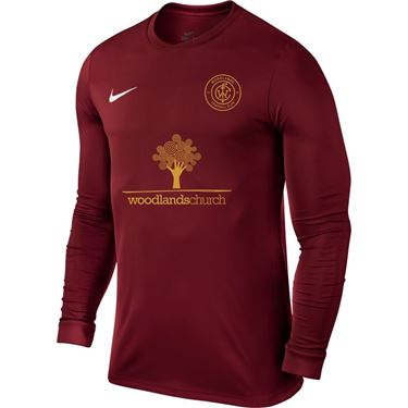 Picture of Woodlands FC Park VI Shirt - Team Red