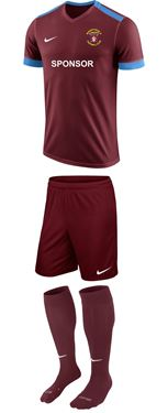 Picture of Mangotsfield United Juniors Match Day Kit S/S