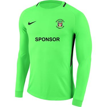 Picture of Mangotsfield United Juniors Match Day Goalkeeper Kit