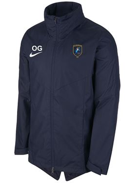 Picture of Old Georgians AFC Team Sideline Rain Jacket