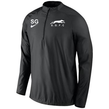 Picture of SGFC Performance Shield 1/4 Zip Jacket