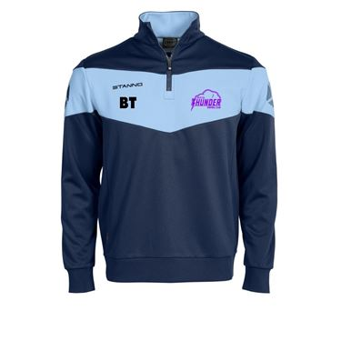 Picture of Bristol Thunder Korfball Fiero TTS Half Zip
