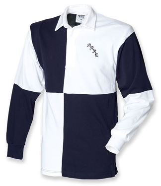 Picture of Bristol Rovers FC 'BRFC' Quarter Jersey