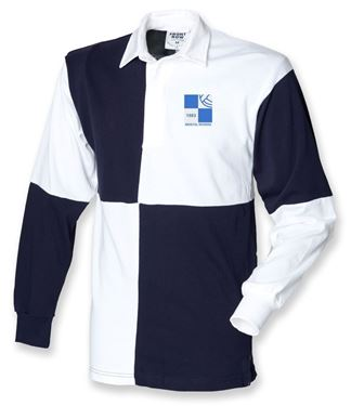 Picture of Bristol Rovers FC '1980' Quarter Jersey