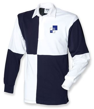 Picture of Bristol Rovers FC '1990' Quarter Jersey