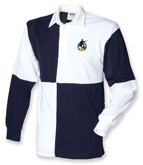 Picture of Bristol Rovers FC 'Crest' Quarter Jersey