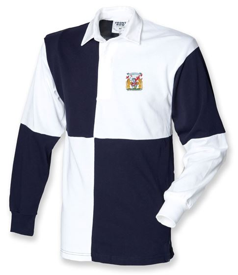 Picture of Bristol Rovers FC 'Coat Of Arms' Quarter Jersey