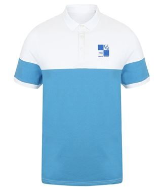 Picture of Bristol Rovers FC '1980' Marine/White Polo