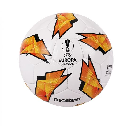 Picture of Molten UEFA Europa League 18/19 1000 Replica Football