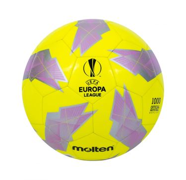 Picture of Molten UEFA Europa League 18/19 1000 Replica Football - Yellow