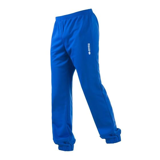 Picture of Errea Basic Trousers - Royal Blue