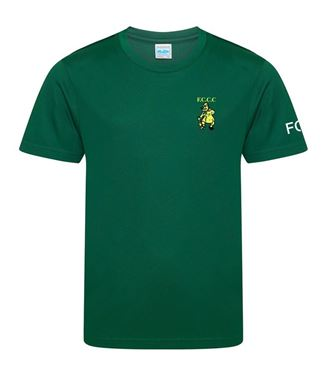 Picture of Frampton Cotterell CC Youth Clima Cool Training Tee