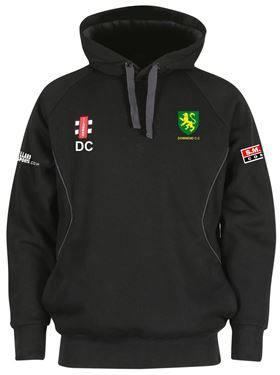 Picture of Downend CC Hooded Top