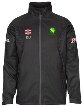 Picture of Downend CC Matrix Training Jacket