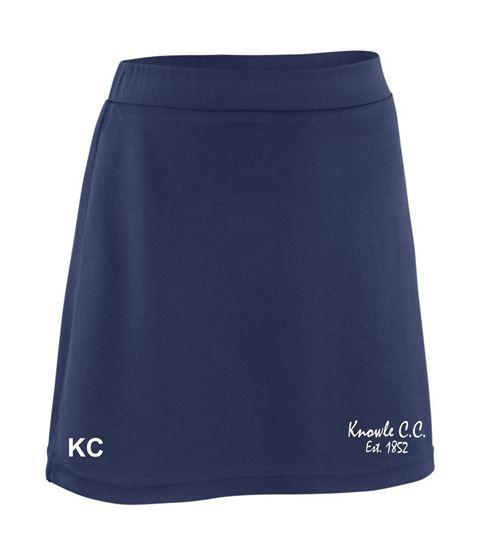 Picture of Knowle CC Ladies Skort