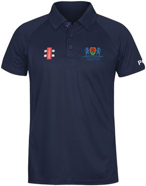 Picture of Pucklechurch CC Matrix Polo