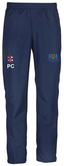 Picture of Pucklechurch CC Track Trousers (Wide Leg)