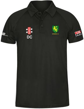 Picture of Downend CC Matrix Polo Shirt
