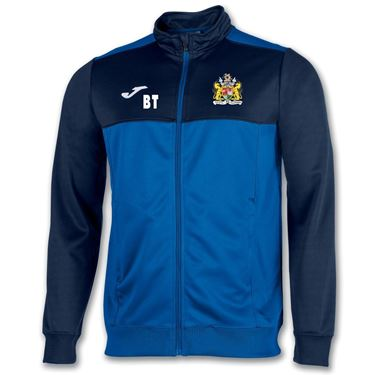 Picture of Bristol Telephones FC Tracksuit Top