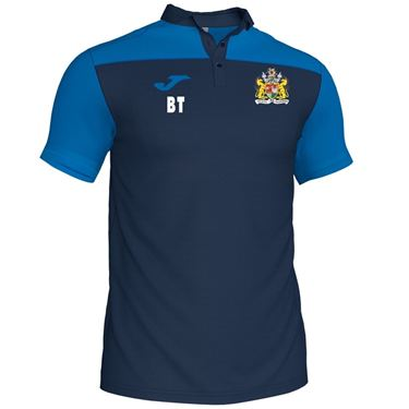 Picture of Bristol Telephones FC Polo Shirt