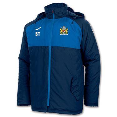 Picture of Bristol Telephones FC Winter Coat