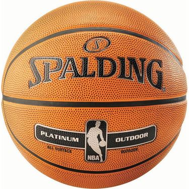 Picture of Spalding NBA Platinum Outdoor Basketball