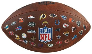 Picture of Wilson NFL 32 Team Logo American Football