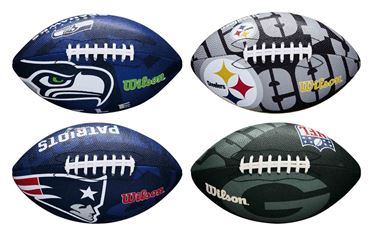 Picture of Wilson NFL Team Logo American Football