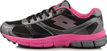 Picture of Lotto Zenith VI W BLK Running Shoe